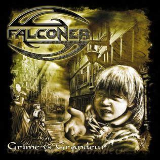 Falconer - Grime Vs. Grandeur -  CD