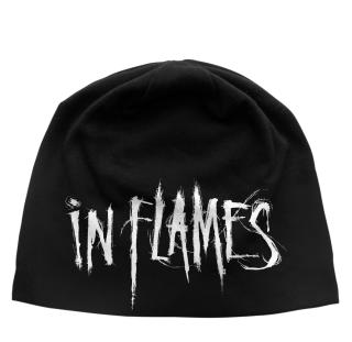 In Flames - Scratched Logo Jersey Beanie