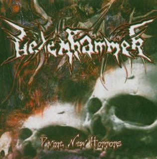 Hexenhammer - Divine New Horrors CD -