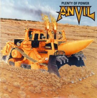 Anvil - Plenty Of Power CD -