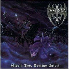 Isegrim - Gloria Deo, Domino Inferno CD -