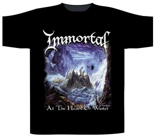 Immortal - At The Heart Of The Winter   T-Shirt
