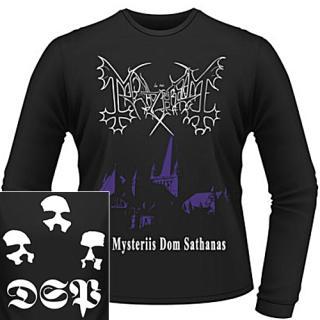 Mayhem - De Mysteriis Dom Sathanas Longsleeve