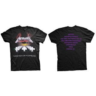 Metallica - Master Of Puppets -  T-Shirt