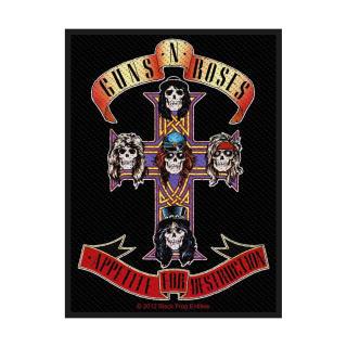 Guns N Roses - Appetite For Destruction -  Patch Aufnäher