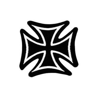 Generic - Iron Cross Patch Aufnäher