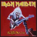 Iron Maiden - Fear Of The Dark Live -  Patch Aufnäher