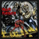 Iron Maiden - Number Of The Beast -  Patch Aufnäher