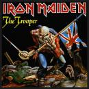 Iron Maiden - The Trooper -  Patch Aufnäher