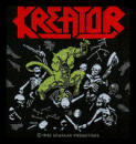 Kreator - Pleasure To Kill -  Patch Aufnäher