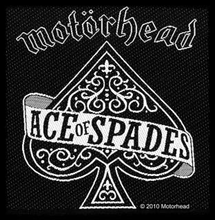 Motörhead - Ace Of Spades  -  Patch