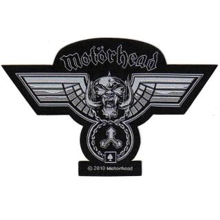 Motörhead - Hammered Cut Out -  Patch Aufnäher