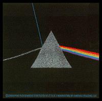 Pink Floyd - Darkside -  Patch