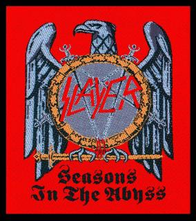Slayer - Seasons In The Abyss Patch Aufnäher
