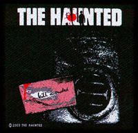 The Haunted - One Kill Wonder -  Patch Aufnäher