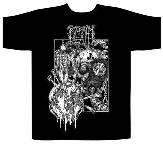 Napalm Death - Harmony Corruption T-Shirt