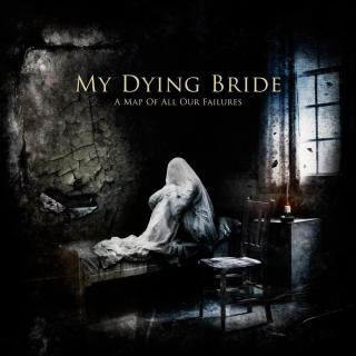 My Dying Bride - A Map Of All Our Failures CD