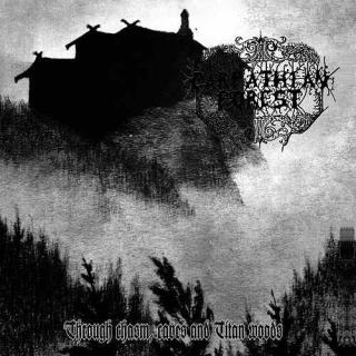 Carpathian Forest - Through Chasm, Caves And Titan Woods CD