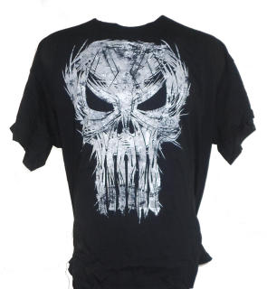 Film: Marvel - The Punisher T-Shirt