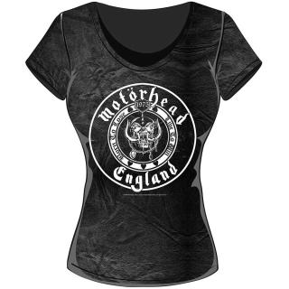 Motörhead - Born To Loose Vintage Damen Shirt Gr. L