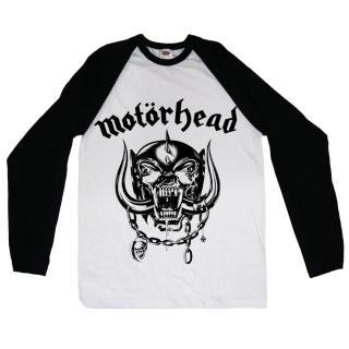 Motörhead - England Raglan Longsleeve