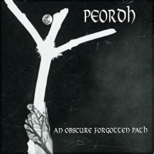 Peordh - An Obscure Forgotten Path CD