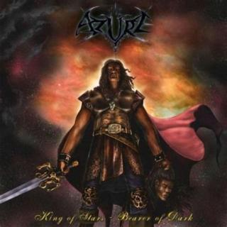 Azure - King Of Stars - Bearer Of Dark CD