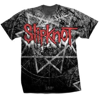Slipknot - Giant Star All Over T-Shirt