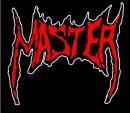 Master - Logo Aufkleber