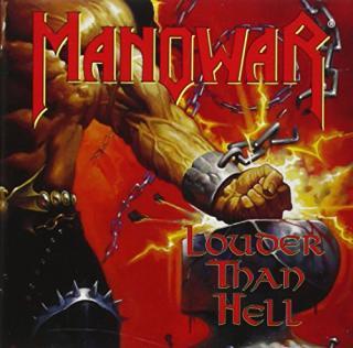 Manowar - Louder Than Hell CD