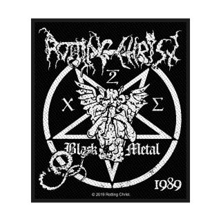 Rotting Christ - Black Metal Patch Aufnäher