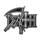 Death - Logo Pin
