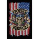 Guns N Roses - Flag Premium Posterflagge