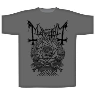 Mayhem - Barbed Wire T-Shirt