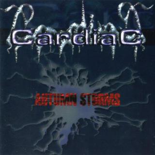 Cardiac - Autumn Storms CD -