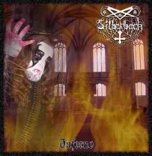 Silberbach - Inferno -  CD
