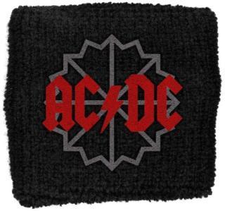 AC/DC - Black Ice Logo Schweissband