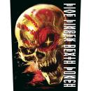 Five Finger Death Punch - Justicel Backpatch...