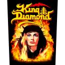 King Diamond - Fatal Portrait Backpatch Rückenaufnäher