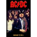 AC/DC - Highway To Hell Posterflagge
