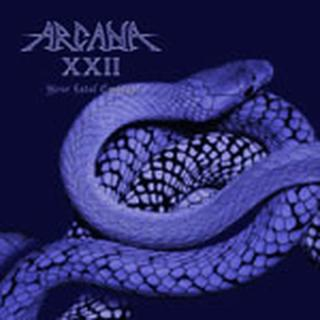 Arcana XXII - Your Fatal Embrace CD -