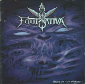 8 Foot Sativa - Season For Assault CD -