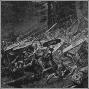 Vargulf / Sagenland - Split  LP Vinyl -