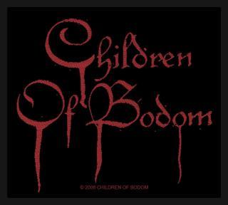 Children Of Bodom - Blood Logo Patch Aufnäher -