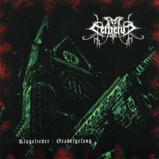 Cerberus - Klagelieder-Grabgesang CD -