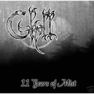 Skoll - 11 Years Of Mist CD -