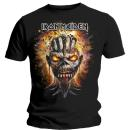 Iron Maiden - Exploding Head T-Shirt XXL