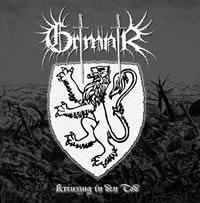 Grimnir - Kreuzzug in den Tod CD -