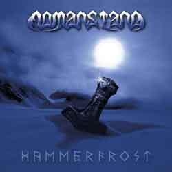NoMansLand - Hammerfrost  LP Vinyl -