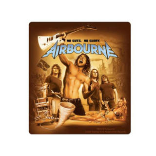 Airbourne - Band Sticker